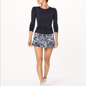 "NWT Lululemon Circuit Breaker Skirt II 13"""